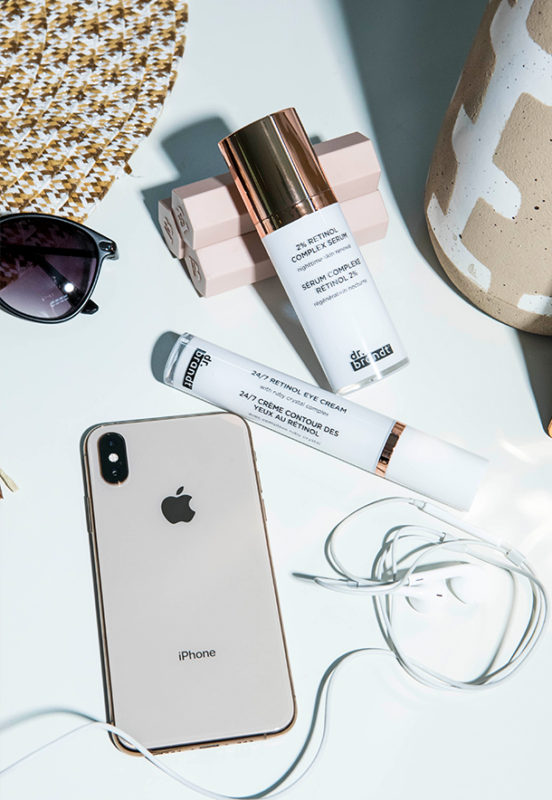 Retinol creams among things found in a woman's handbag you find in a