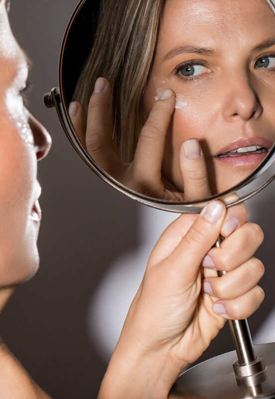 Prevent aging with skincare