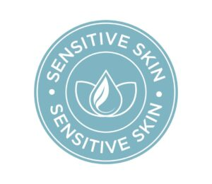 logo sensitive skin