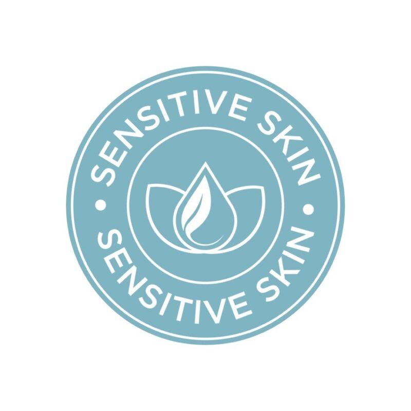 logo sensitive skin