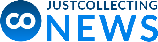Just Collecting News Logo