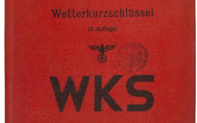 German Enigma machine codebook
