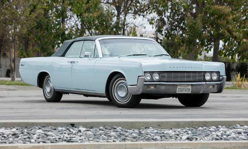 Shelby Lincoln Continental