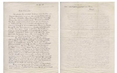 Albert Einstein Nazi letter