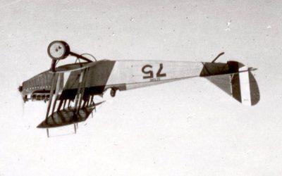 Curtis JN-4 Inverted Jenny