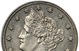 The 1913 Liberty Head nickel, one of only five examples ever minted