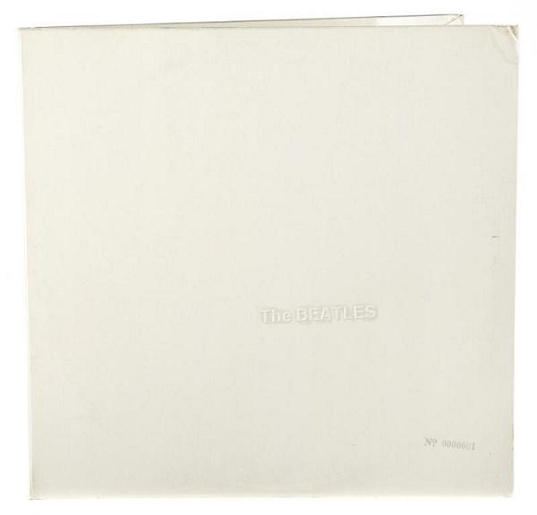 Ringo's personal copy of The White Album, pressing '0000001'