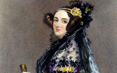 The pioneering 19th century mathematician and computer programmer Ada Lovelace