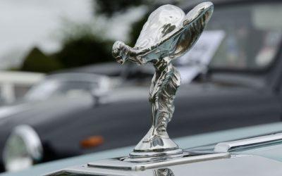 Spirit of Ecstasy Rolls-Royce
