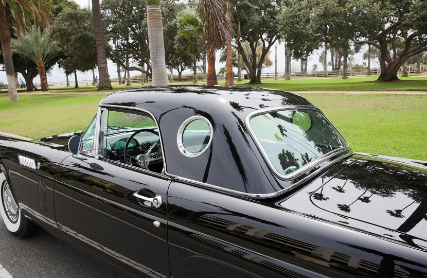 Monroe owned the car from 1955 until 1962, when she gave it to the son of her acting coach Lee Strasberg
