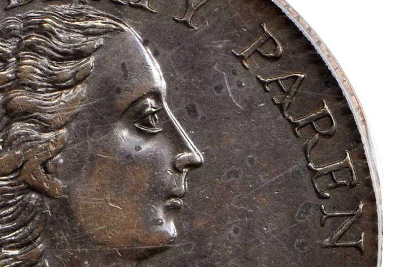 The 1792 Birch Cent was the first penny ever created in the United States Mint