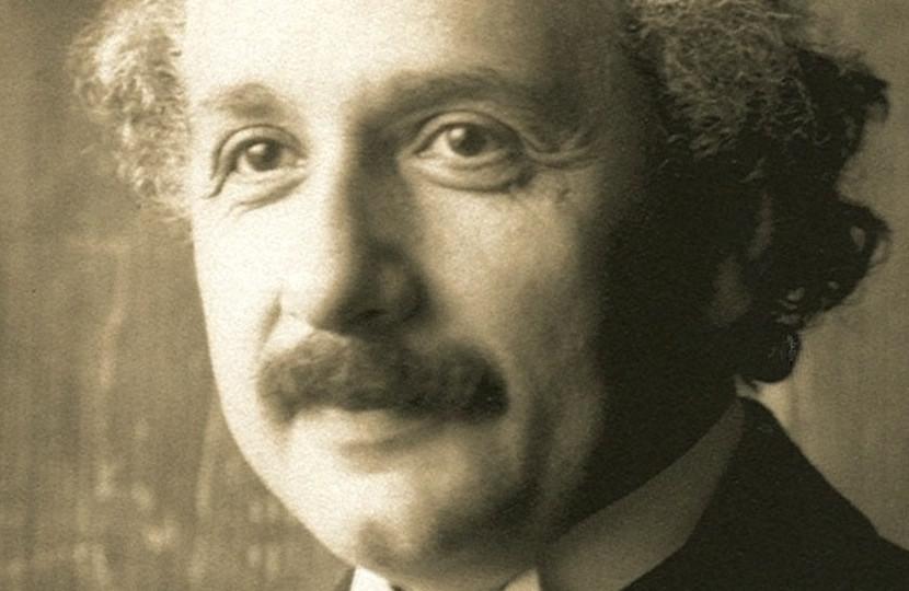 Albert Einstein God Letter