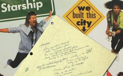 """Starship's 1985 hit 'We Built This City' has been described as """"the most detested song in human history"""""""