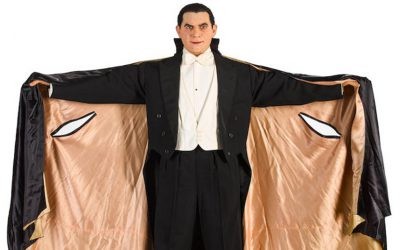 Bela Lugos Dracula Cape