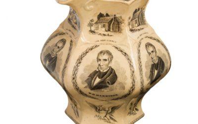 William Henry Harrison Pitcher