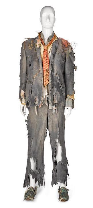 Michael Jackson Thriller Costume
