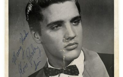 The annual Elvis Presley birthday auction takes place at Graceland on January 8