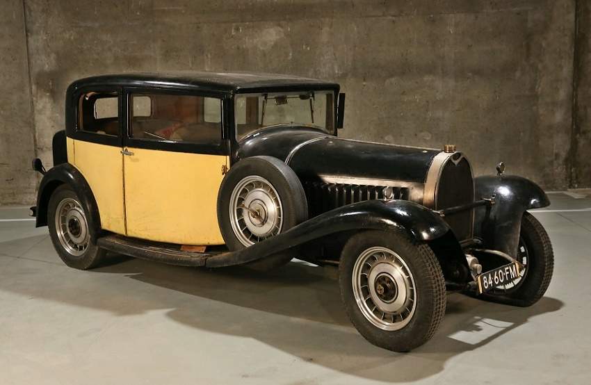 The 1923 Type 49 Berline estimated at €150,000 - €200,000