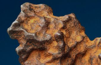 Unique 'Heart of Space' meteorite could fetch $500,000 at Christie's