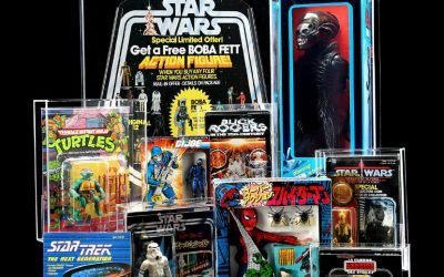 Prop Store set to host first-ever vintage toy auction