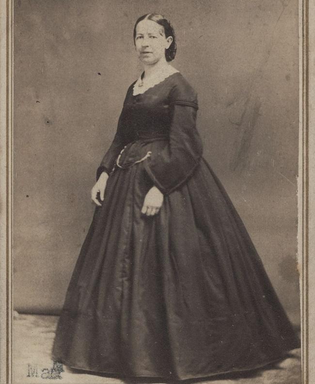 Agnes Lake Hickok, known as the 'Circus Queen'