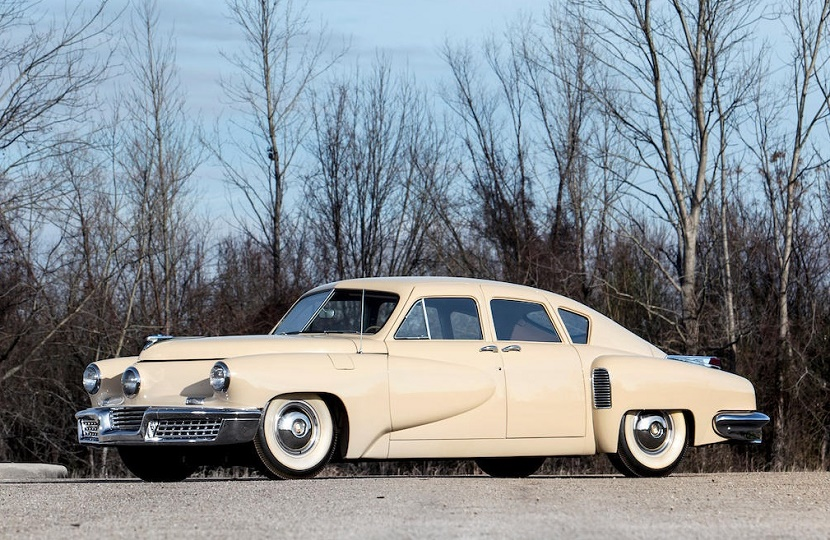 The majority of existing Tucker 48s are now owned by museums and major private collectors
