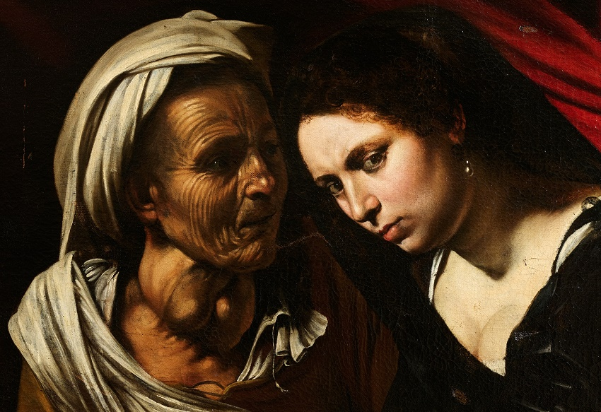 The remarkable detailing and powerful expressions in the painting led experts to believe they had discovered something special