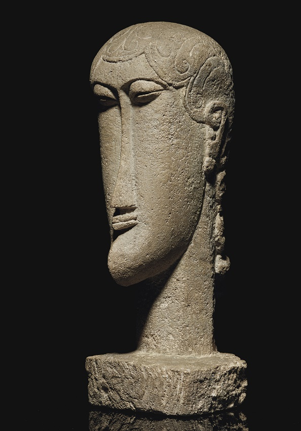 Just 26 Modigliani sculptures are known to exist, and almost all of those are now owned by museums or public institutions