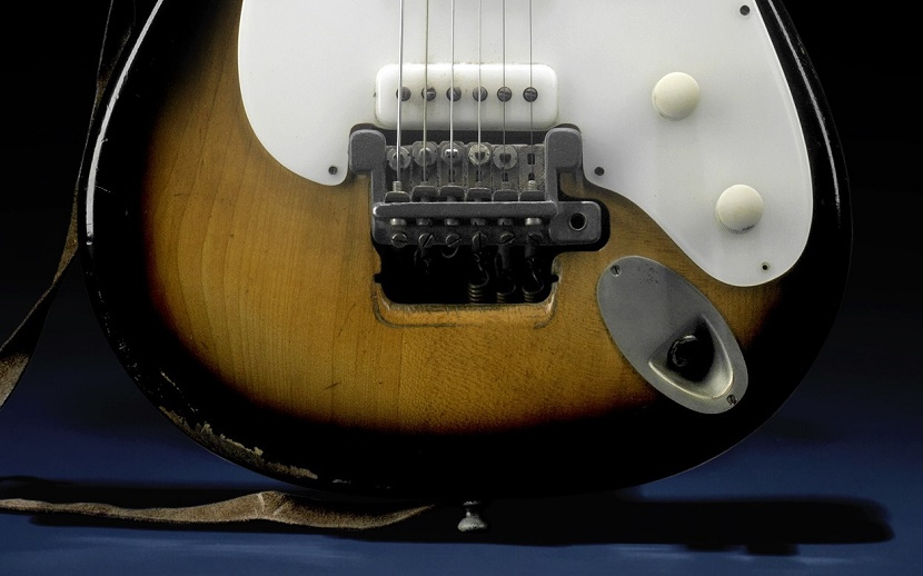 The guitar has remained in a private collection for 55 years, and is set to cause a major stir amongst collectors when it appears on the market for the first time in its history