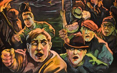 An original 1925 Phantom of the Opera poster could fetch up to $300,000 at Bonhams this May