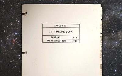 The Apollo 11 Lunar Module Timeline Book