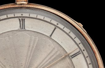 Edgar Allen Poe's pocket watch up for auction at Christies on June 4