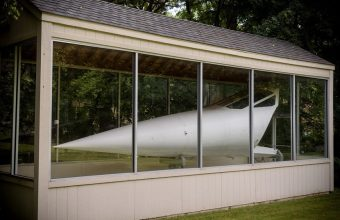 concorde nose cone to auction at Humbert & Ellis in the UK