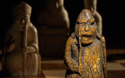 Lost piece from the Lewis Chessmen Hoard set to auction at Sothebys