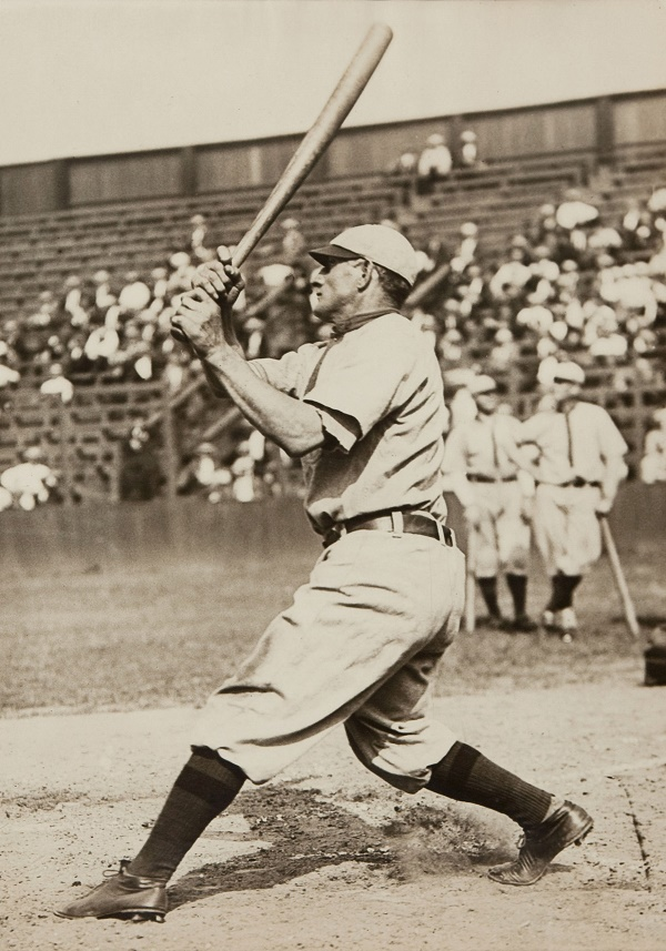Honus Wagner, known as 'The Flying Dutchman', is revered as one of the greatest players in baseball history.