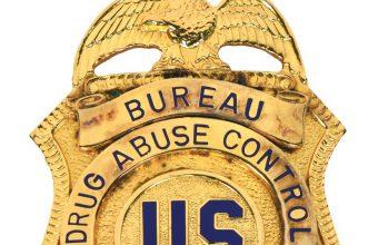 Elvis Presley's drug enforcement badge up for sale at Graceland Auctions