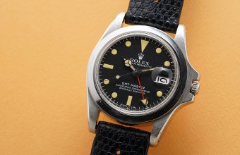 Marlon Brando's Apocalypse Now screen-worn Rolex watch is heading for auction at Phillips