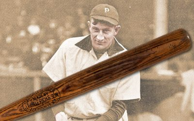 Honus Wagner baseball bat for sale at Heritage Auctions