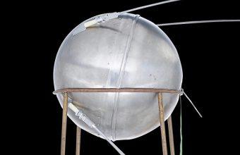 Sputnik test model to auction at Bonhams