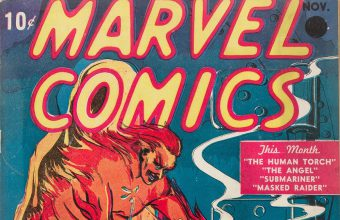 Marvel Comics #1 to sell at Heritage Auctions