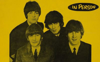 Ultra-rare Beatles 1966 Shea Stadium poster to auction at Heritage