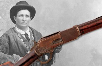 Calamity Jane's rifles to sell at Heritage Auctions