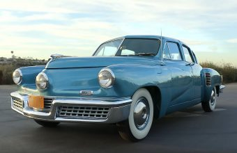 The Tucker 48 is one of the most famous and storied cars in American automotive history