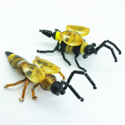 Beryl the Bumble Bee & Horace the Honey Bee