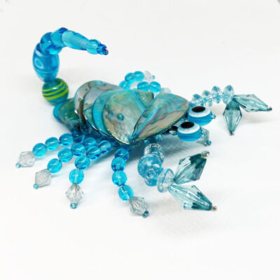 Syrus the Blue Scorpion