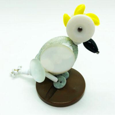 Cora the Cockatoo