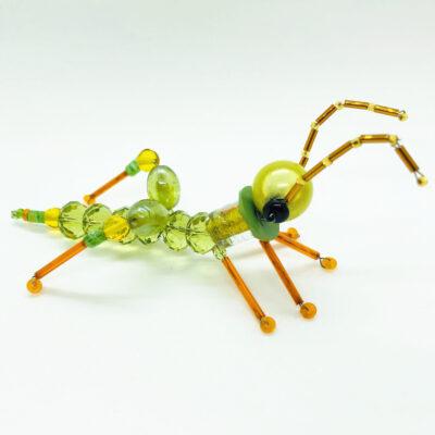 Greg the Grasshopper