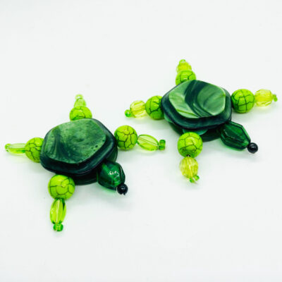 Gerry & Gail the Green Sea Turtles