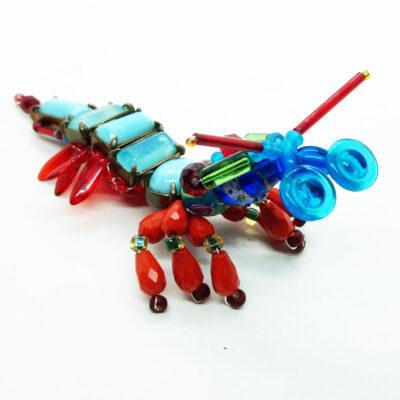 Shelly the Mantis Shrimp