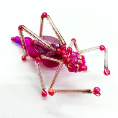 Kate the Pink Katydid